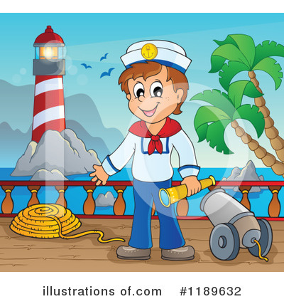 Sailor Clipart #1189632 by visekart