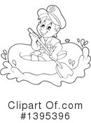 Sailor Clipart #1395396 by visekart