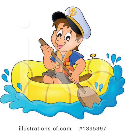 Boy Clipart #1395397 by visekart