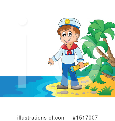 Sailor Clipart #1517007 by visekart