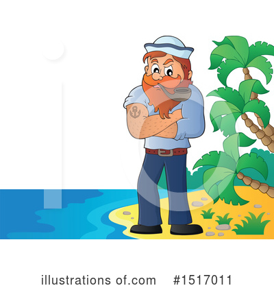 Island Clipart #1517011 by visekart
