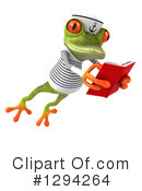 Sailor Frog Clipart #1294264 by Julos
