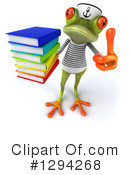 Sailor Frog Clipart #1294268 by Julos