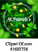 Saint Paddys Day Clipart #1692728 by Vector Tradition SM