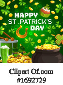 Saint Paddys Day Clipart #1692729 by Vector Tradition SM