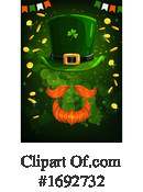 Saint Paddys Day Clipart #1692732 by Vector Tradition SM
