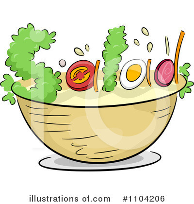 Macaroni Salad Clipart Salad Clipart
