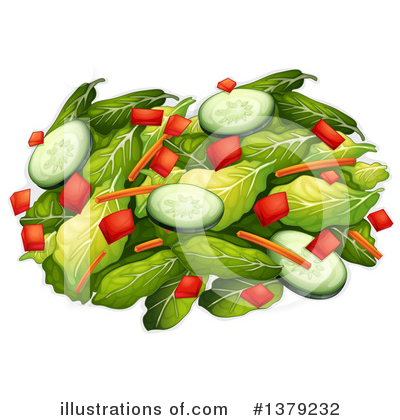 Food Clipart #1379232 by Graphics RF