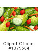 Salad Clipart #1379584 by Graphics RF