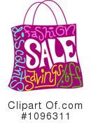 Sale Clipart #1096311 by BNP Design Studio