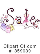 Sale Clipart #1359039 by BNP Design Studio