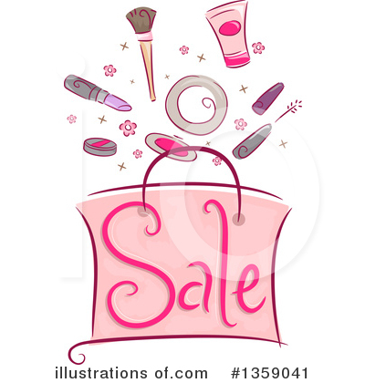 Girly Clipart #1359041 by BNP Design Studio