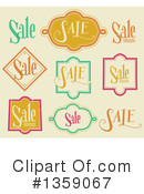 Sale Clipart #1359067 by BNP Design Studio