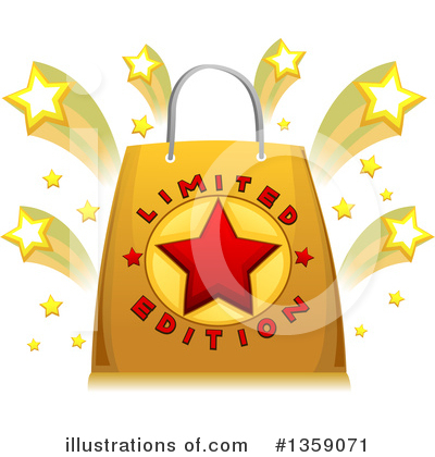 Shopping Bags Clipart #1359071 by BNP Design Studio