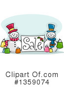 Sale Clipart #1359074 by BNP Design Studio