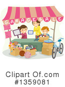 Royalty-Free (RF) Sale Clipart Illustration #1359081