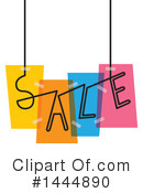Sale Clipart #1444890 by ColorMagic