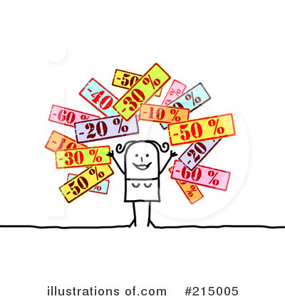 Sales Clipart #215005 by NL shop