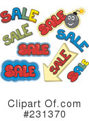 Sale Clipart #231370 by visekart