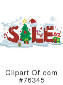 Royalty-Free (RF) Sale Clipart Illustration #76345