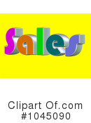 Sales Clipart #1045090 by MacX