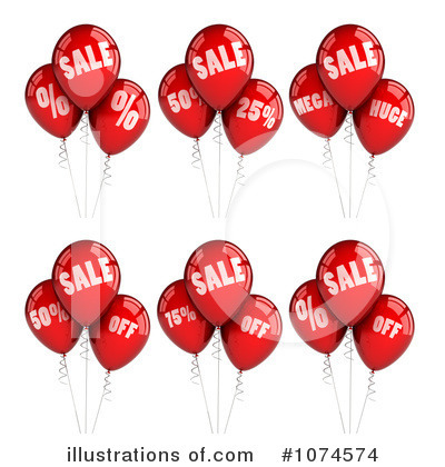 Discount Clipart #1074574 by stockillustrations