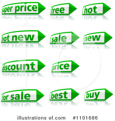 Sales Clipart #1101686 by dero