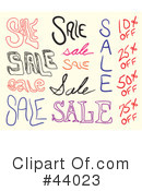 Sales Clipart #44023 by Arena Creative