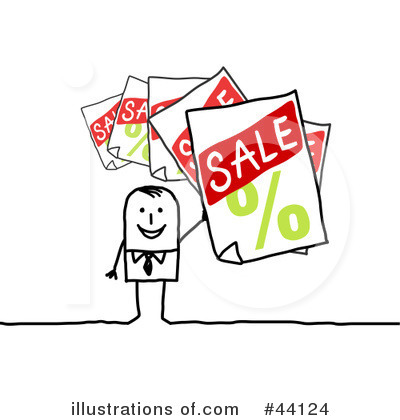 Sales Clipart #44124 by NL shop