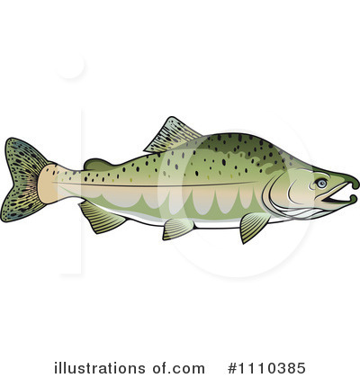 Fishing Clipart #1110385 by Vector Tradition SM