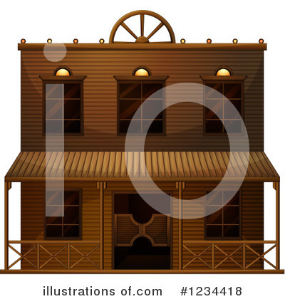 Buildings Clipart #1234418 by Graphics RF