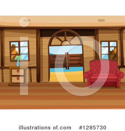 Furniture Clipart #1285730 by Graphics RF