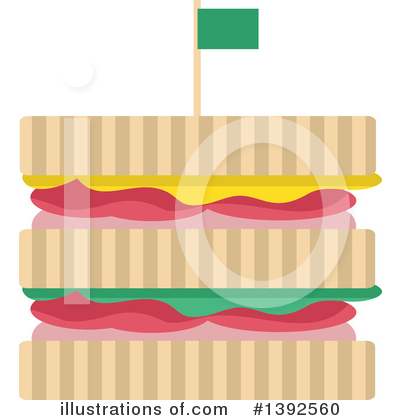 Fast Food Clipart #1392560 by BNP Design Studio