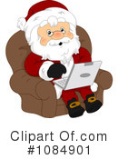 Santa Clipart #1084901 by BNP Design Studio