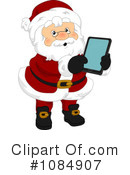 Santa Clipart #1084907 by BNP Design Studio