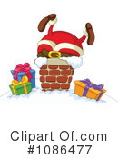 Royalty-Free (RF) Santa Clipart Illustration #1086477