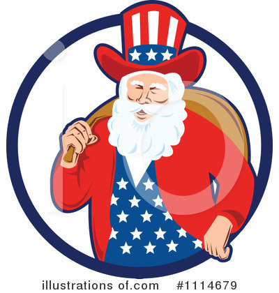 Uncle Sam Clipart #1114679 by patrimonio