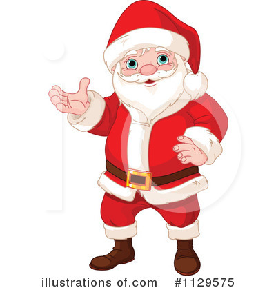 Santa Clipart #1129575 by Pushkin