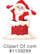 Royalty-Free (RF) Santa Clipart Illustration #1139286