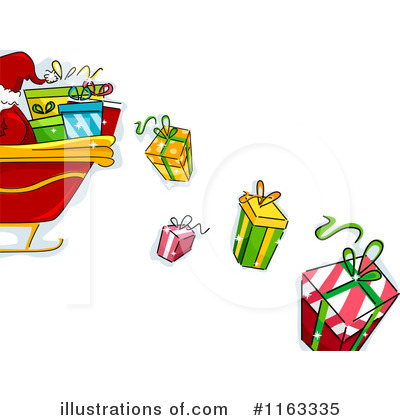 Christmas Background Clipart #1163335 by BNP Design Studio
