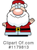 Royalty-Free (RF) Santa Clipart Illustration #1179813