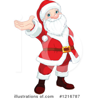 Santa Clipart #1216787 by Pushkin