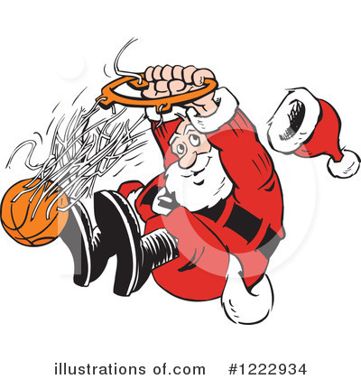 Christmas Clipart #1222934 by Johnny Sajem