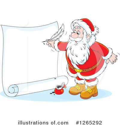 Christmas Clipart #1265292 by Alex Bannykh