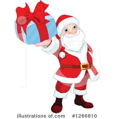 Santa Clipart #1266810 by Pushkin