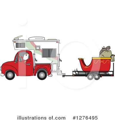 Camping Clipart #1276495 by djart