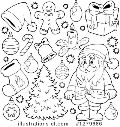 Ornament Clipart #1279686 by visekart