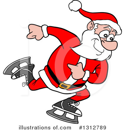 Christmas Clipart #1312789 by LaffToon