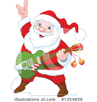 Santa Clipart #1354838 by Pushkin