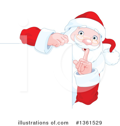 Santa Clipart #1361529 by Pushkin